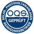 OQS Zertifikat